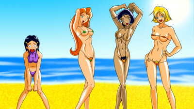 totally spies - part 2